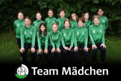 Team Mädchen